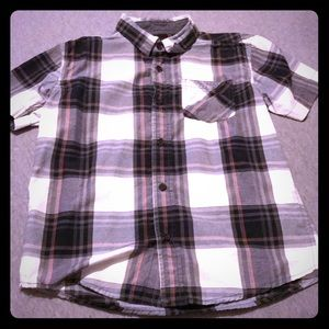 Fission button up